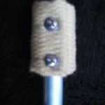 Fire Twirling Staff — 120cm***** 2-inch wicks
